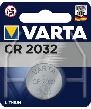PILA LITIO CR2032