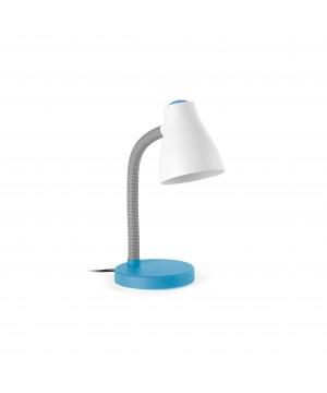 BOB Lámpara flexo azul