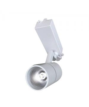 Foco carril LED 3 vias