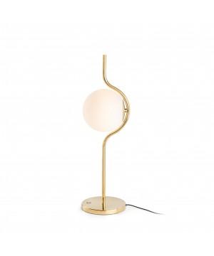 Lámpara sobremesa oro LE VITA