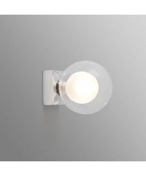 Lámpara aplique cromo PERLA