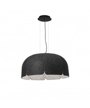 MUTE GRIS OSCURO/CLARO LED...