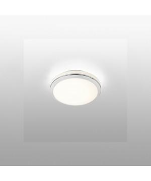 CLOE PLAFON CROMO LED 24W...